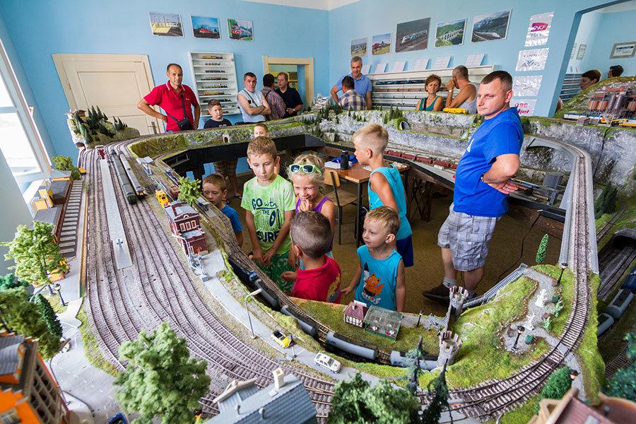 """Izložba """"Virovitica voli vlakove"""" - Turistička zajednica grada Virovitice"""